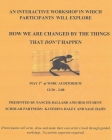 How We Are Changed Flyer for website