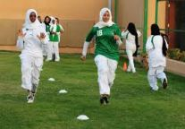 women in arab world athletes