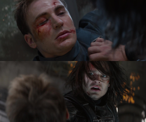 bucky remembers steve in the winter soldier