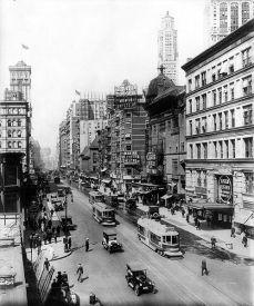 nyc broadway theatres 1920s