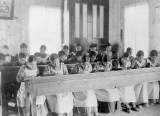 Study Period at Roman Catholic Residential School