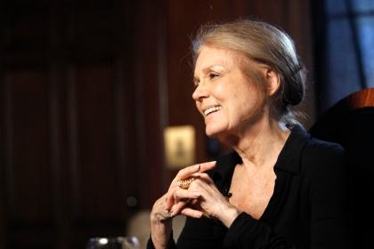 Gloria Steinem,  Image by © MARIO ANZUONI/Reuters/Corbis